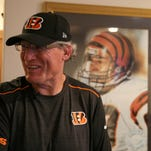 Get ready to see how Cincinnati Bengals great Tim Krumrie is battling a new foe