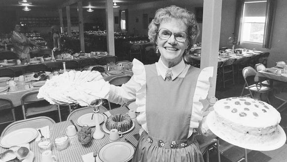 10/22/79 Lutefisk Dinner