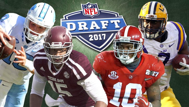 NFL mock draft 1.0: Where might Leonard Fournette and others land in 2017 draft