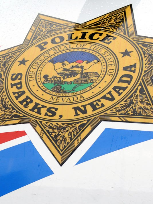 Sparks Police Logo