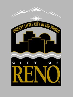 The city of Reno's logo.
