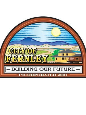 City of Fernley logo