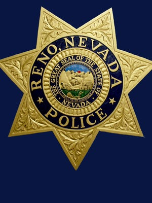An employee struck during a Friday robbery of a Reno casino died Saturday and the suspect has been apprehended, according to a Reno Police Department release.