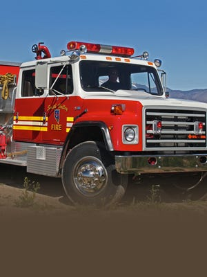 Smith Valley Fire Protection District.