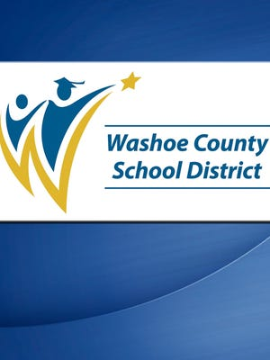 The Washoe County School District logo.