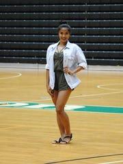Regine Tugade is still the fastest woman on Guam. She