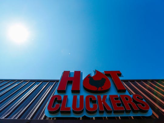 Hot Cluckers, a new restaurant serving Nashville-style spicy chicken, is set to open soon.