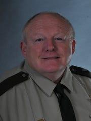 Pottawattamie County Sheriff's Deputy Pat Morgan