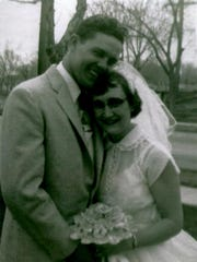 James and Ida Stanley, 1956
