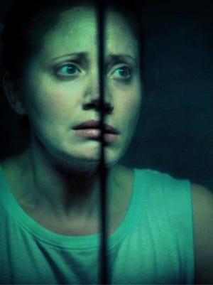 """Lynn Justinger in a scene from """"In the Dark."""""""