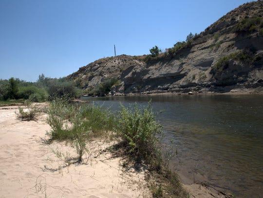 Vereda Del Rio San Juan River Trail Park in Bloomfield
