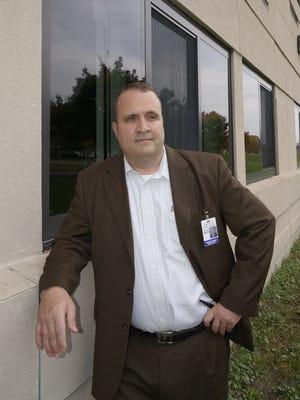 Garden City Schools Superintendent Derek Fisher.