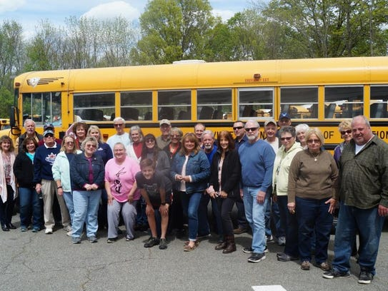 The Denville School District's transportation staff