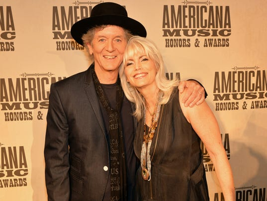 Emmylou and Rodney