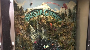Shasta County Capitol display getting update