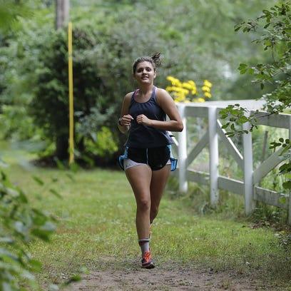 Notre Dame's Katie Gapinski defies limits