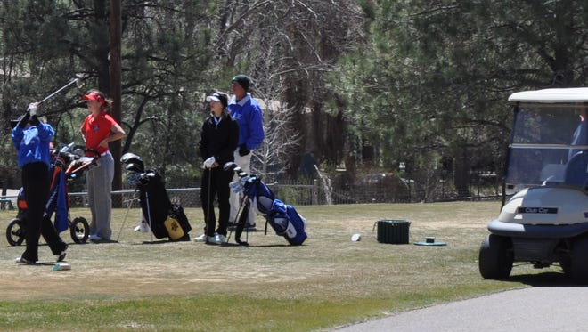 Geatr up for the Food4Kids Backpack program's annual golf tournament at Inn of the Mountain Gods Saturday.  The tournament is set to begin at 1 p.m., with a shotgun start.
