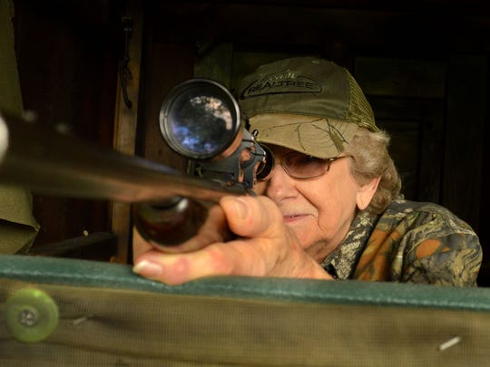 The decline in the number of hunters heading into Wisconsin's woods is strongly tied tothe aging of the baby boom generation.