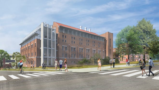 FSU is set to receive nearly $13 million to complete construction of its Earth, Ocean Atmospheric Sciences Building now under construction near Tennessee and Woodward on campus.
