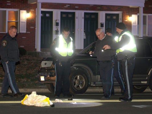 Brick Township pedestrian struck