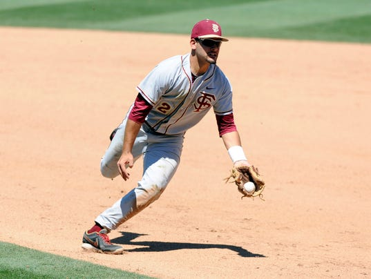 NCAA Baseball: ACC Tournament-Florida State vs Virginia