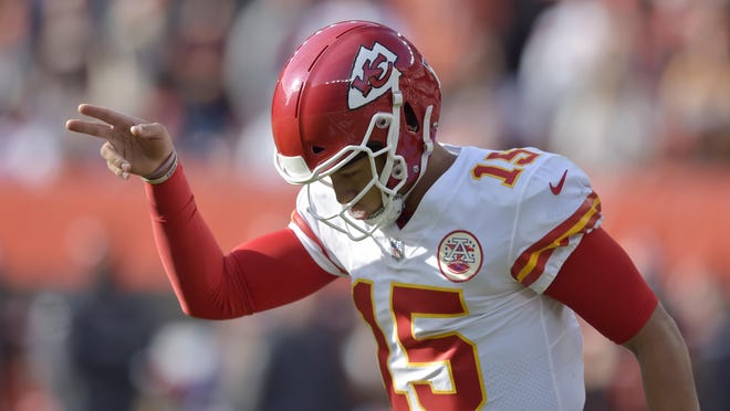 Kansas City quarterback Patrick Mahomes suffered a bit of a fantasy football downturn in 2019 after his breakout 2018 season. But he should be one of fantasy football's biggest stars this year.