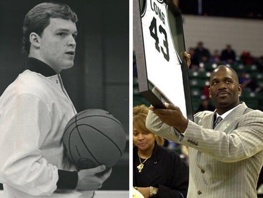 Scott Skiles vs. Grant Long