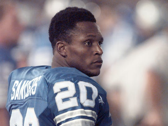 barry sanders - photo #9