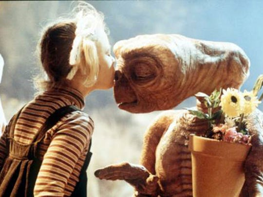 Drew Barrymore began acting as a young girl, most memorably in Steven Spielberg's classic 'E.T. The Extra-Terrestrial.'
