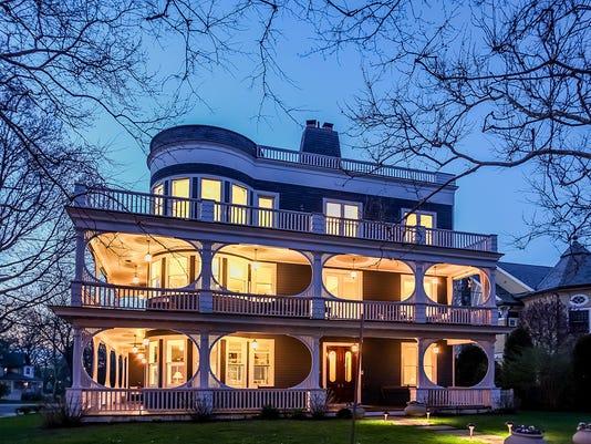 Larchmont's historic house