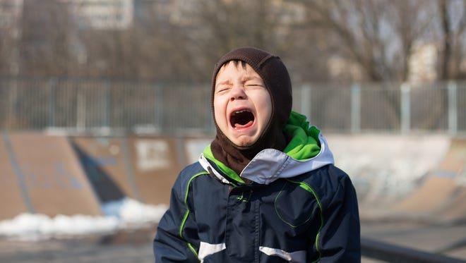 What to do about a toddler's tantrums?