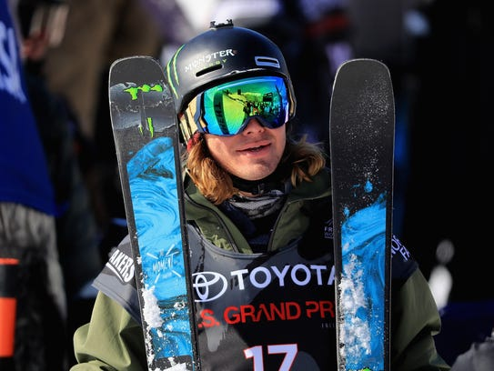 David Wise finished 10th in halfpipe at Dew Tour at