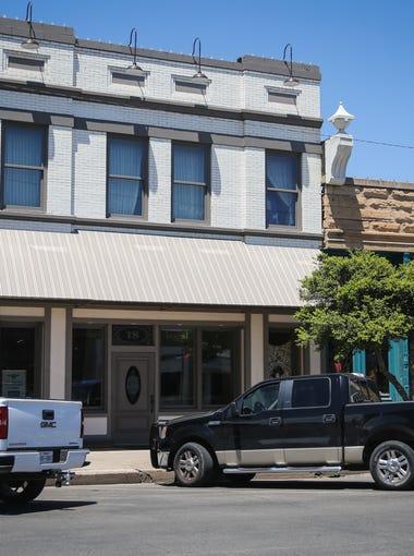 Miss Hattie's Bordello Museum located at 18 1/2 E. Concho Ave. in San Angelo.