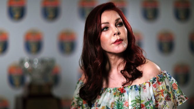 Liberty Bowl Honors Priscilla Presley As 2018 Distinguished Citizen