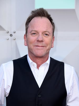 Kiefer Sutherland will play a low-level cabinet member who suddenly becomes president on a new ABC drama this fall, one of nine new series the network will launch next season.