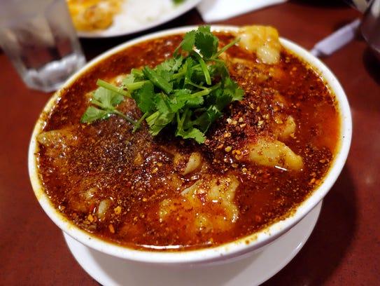 Chinese Food At Irvine Spectrum