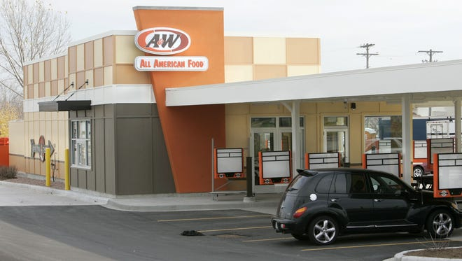 Little Chute's A&W, shown here in a 2008 file photo, will become a Taco Bell.