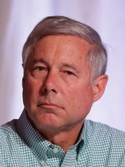 U.S. Rep. Fred Upton, R-Mich., says continued lab safety