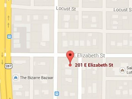 Elizabeth Street map.JPG
