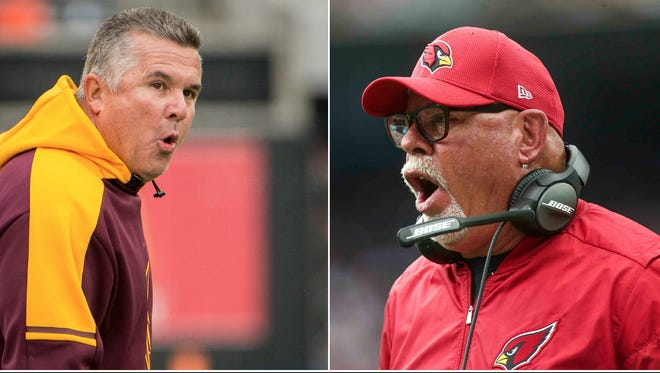 Todd Graham (left) and Bruce Arians are caught in a vicious cycle of blaming others.