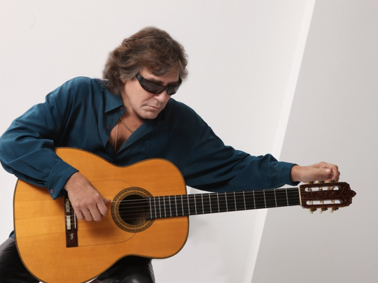 Feliciano sometimes features the cuatro, a lute-like instrument indigenous to his native Puerto Rico, in his material.
