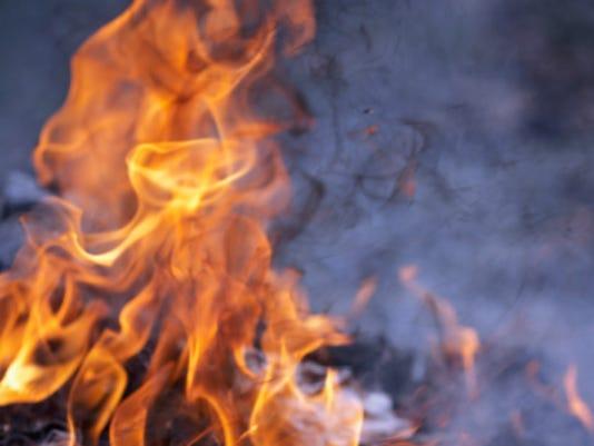 Wilmington fire displaces five