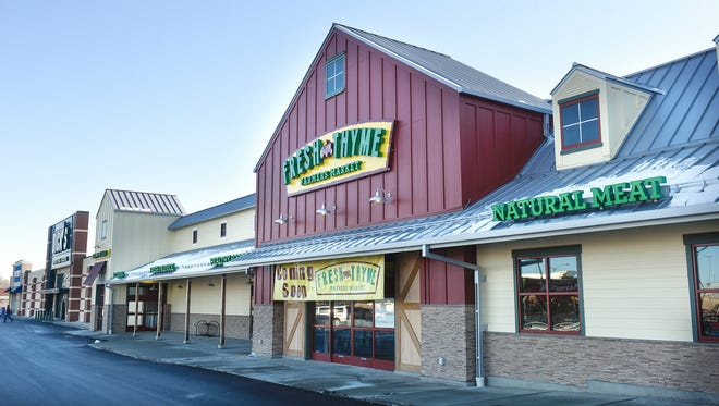 The new Fresh Thyme Farmers Market in Waite Park will be open to the public Jan. 25.