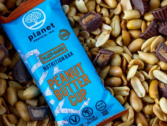 Planet Protein specializes in all-vegan protein bars.