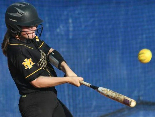 High School Softball: Palm Bay vs. Merritt Island