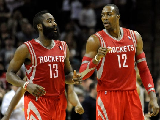 james harden and dwight howard