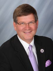 University of Northern Iowa President Bill Ruud