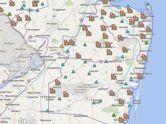 Nearly 14K JPC&L customers without power