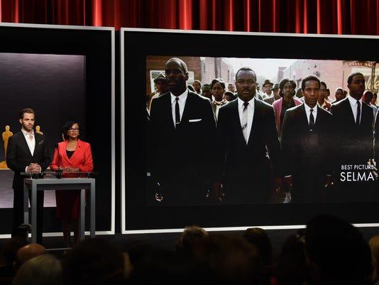 'Selma' nominated