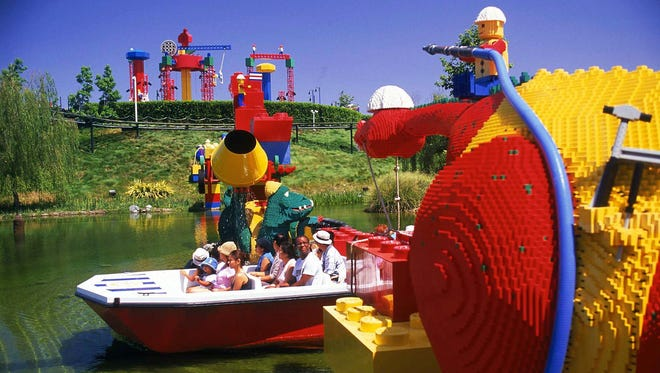 A favorite among families with younger children, LEGOLAND California opened in 1999 as the nation's first LEGO-themed park. What it lacks in teen-friendly thrill rides, it makes up for in wildly inventive hands-on experiences and meticulous LEGO creations.